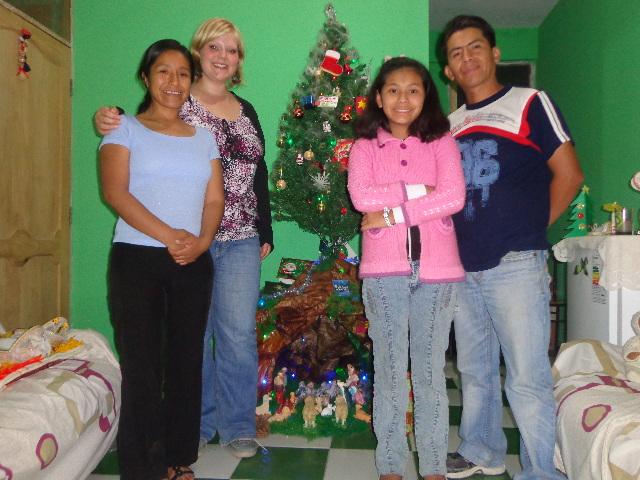 Weihnachten in Cochabamba
