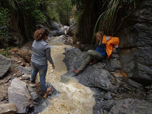 Abenteuerwanderung mit Flussüberquerung