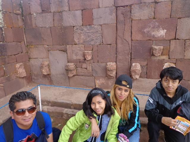 In Tiwanaku