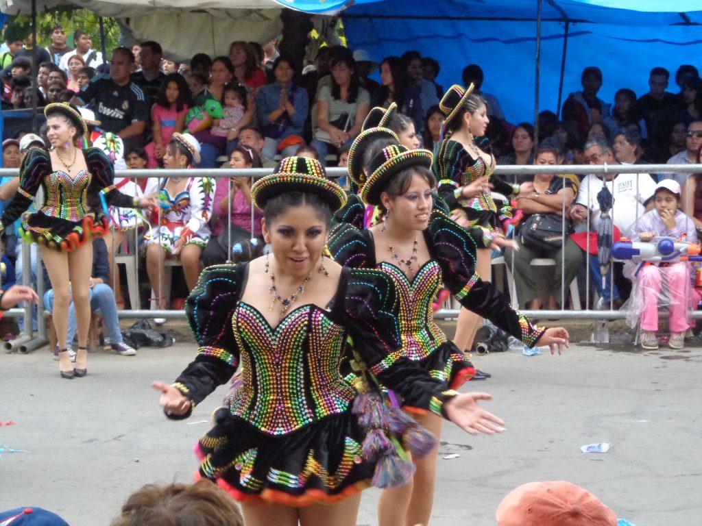 Karneval in Cochabamba