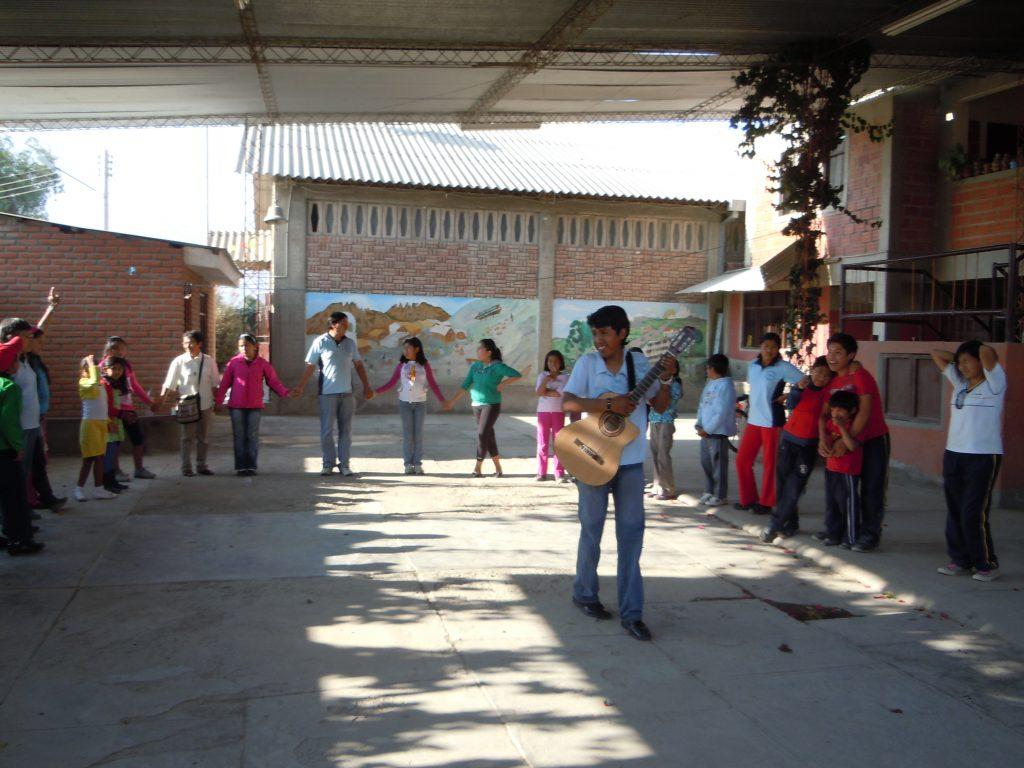 Catequistas und Mink´as - September 2012