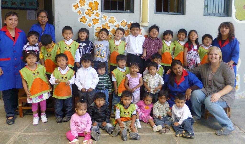 Die Kinderkrippe - November 2012
