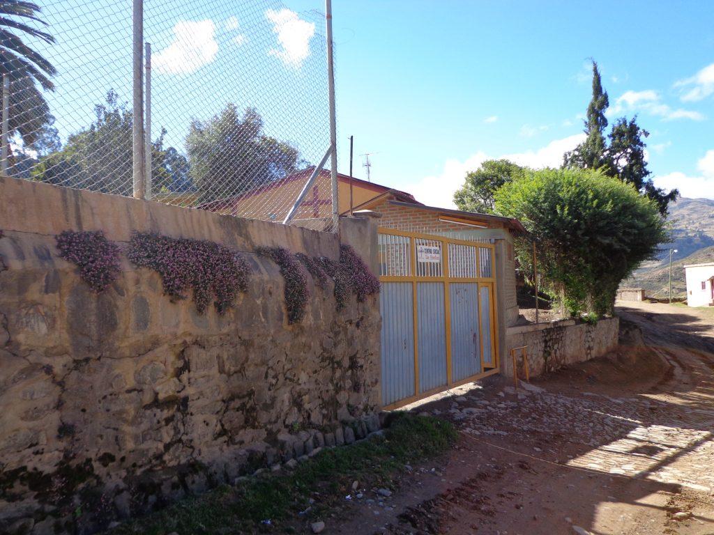 Das Centro Social.