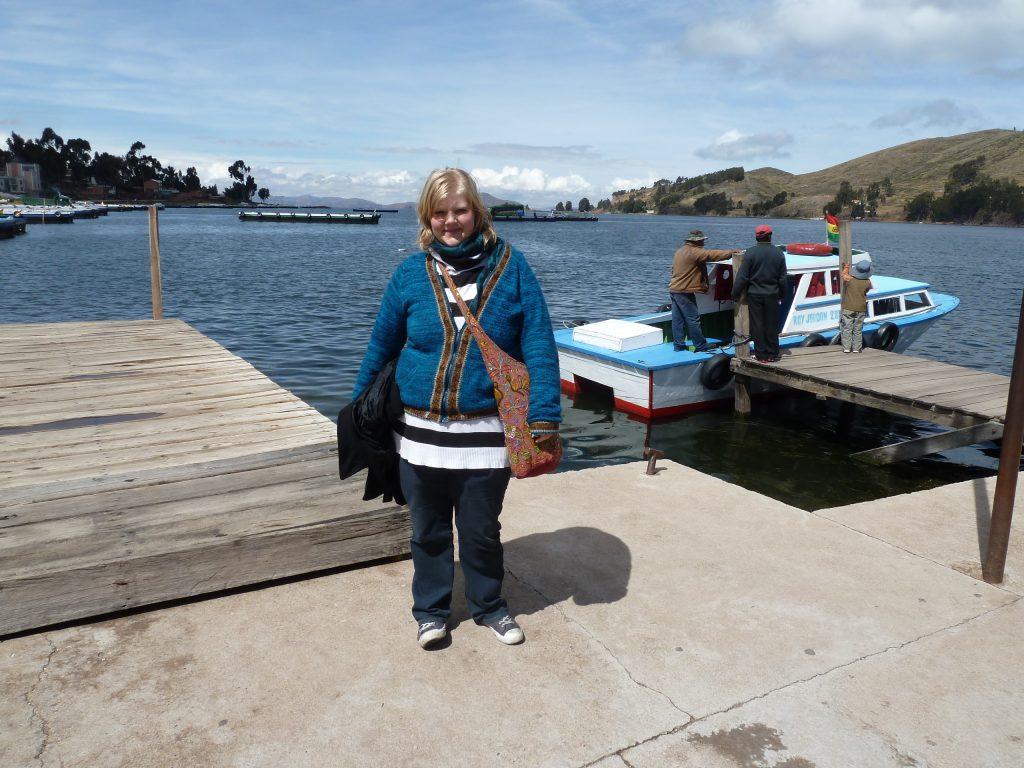 Titicaca. :)